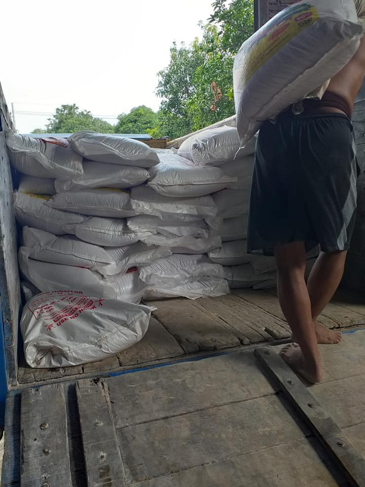 Meluncur ke Jawa Tengah pupuk npk hibaflor 9ton