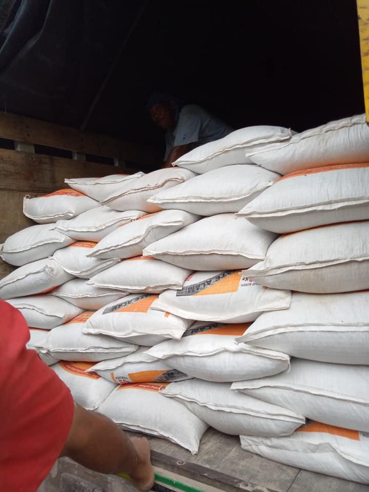 Meluncur Pupuk phospat alam bintang padi ke Sukabumi