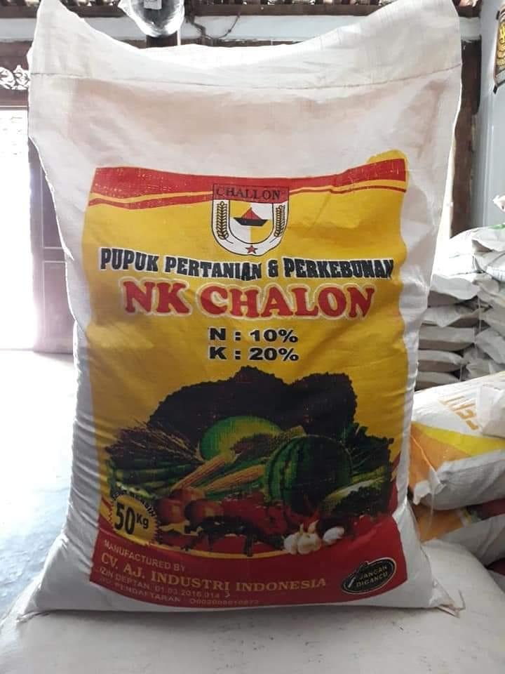 Pupuk pertanian dan perkebunan NK Chalon