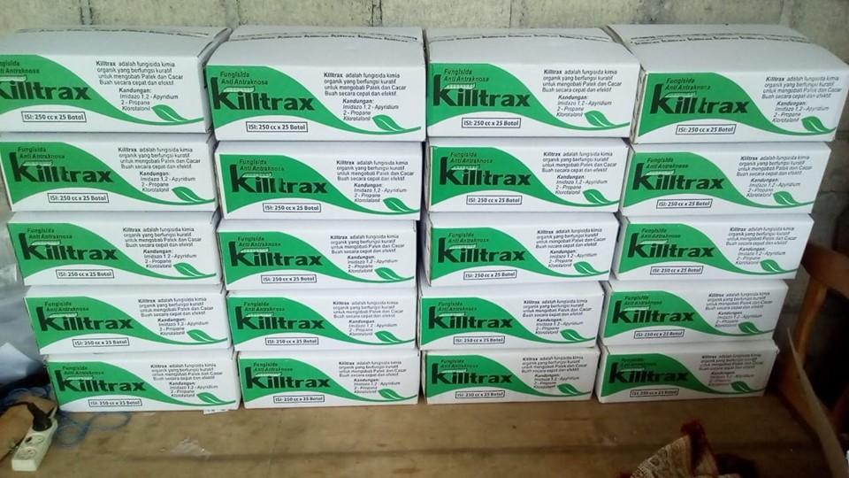 Fungisida antraknosa, killtrax