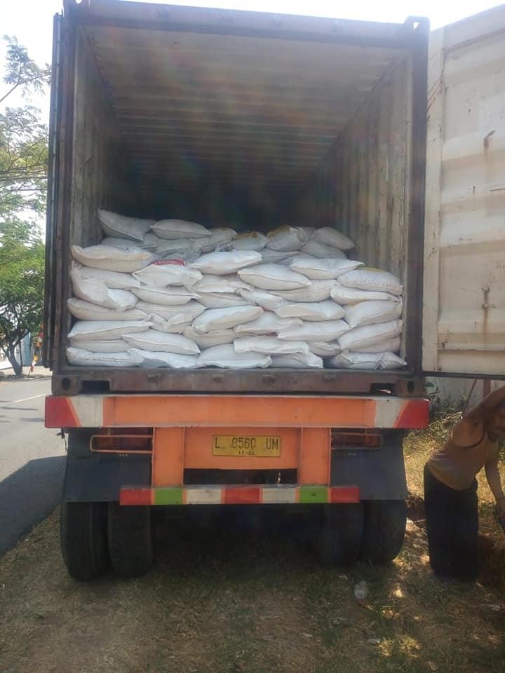 Pengiriman pupuk npk hibaflor tujuan Makassar