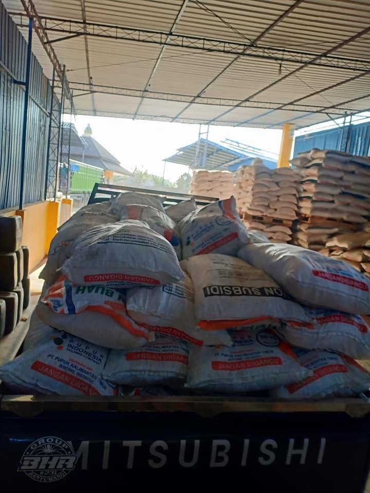 Pengiriman pupuk urea non subsidi ke Banyuwangi