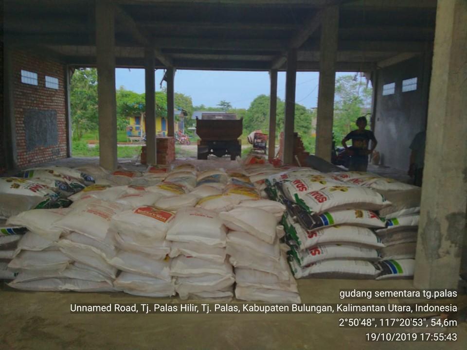 Dokumen pengadaaan pupuk  NPK hibaflor dan NPK Interflor di Kalimantan utara