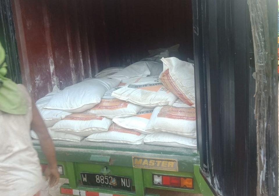 Pengiriman pupuk phospat sp bintang padi tujuan kios pertanian Ponorogo