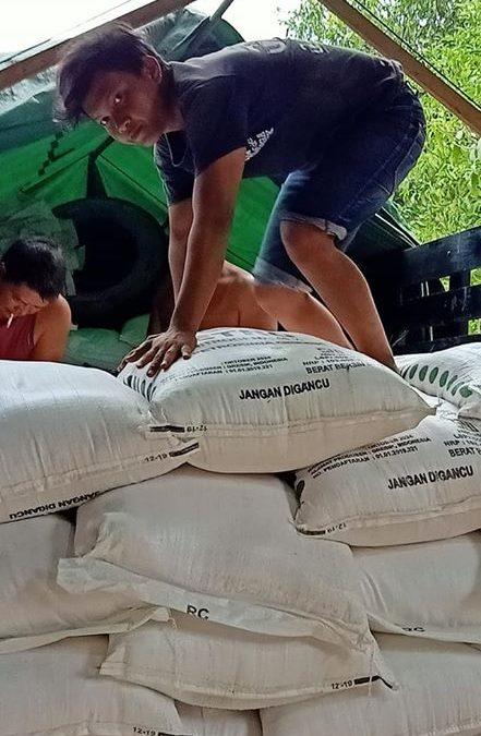Muat pupuk urea non subsidi petro sebanyak 10 ton tujuan Cianjur
