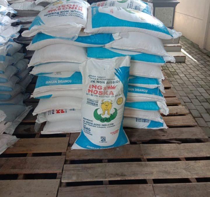 Kios pertanian kota banyuwangi, Semoga sukses penjualan pupuk kings phoska