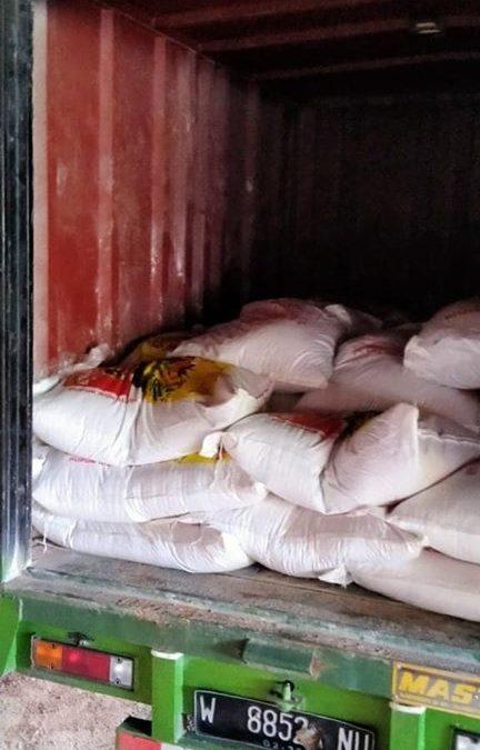 Pengiriman pupuk npk hibaflor ke Pasuruan