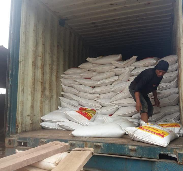 Pengiriman pupuk SP bintang padi tujuan Kalimantan Barat